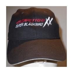Casquette noire brodée CBR 1100 XX