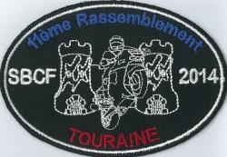 Ecusson 11ème Rasso - 2014