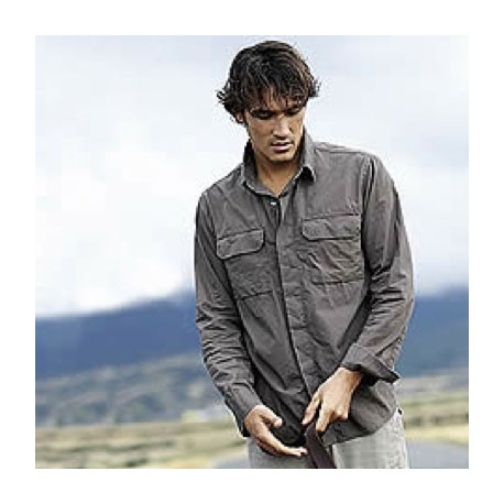 Chemise homme capuccino